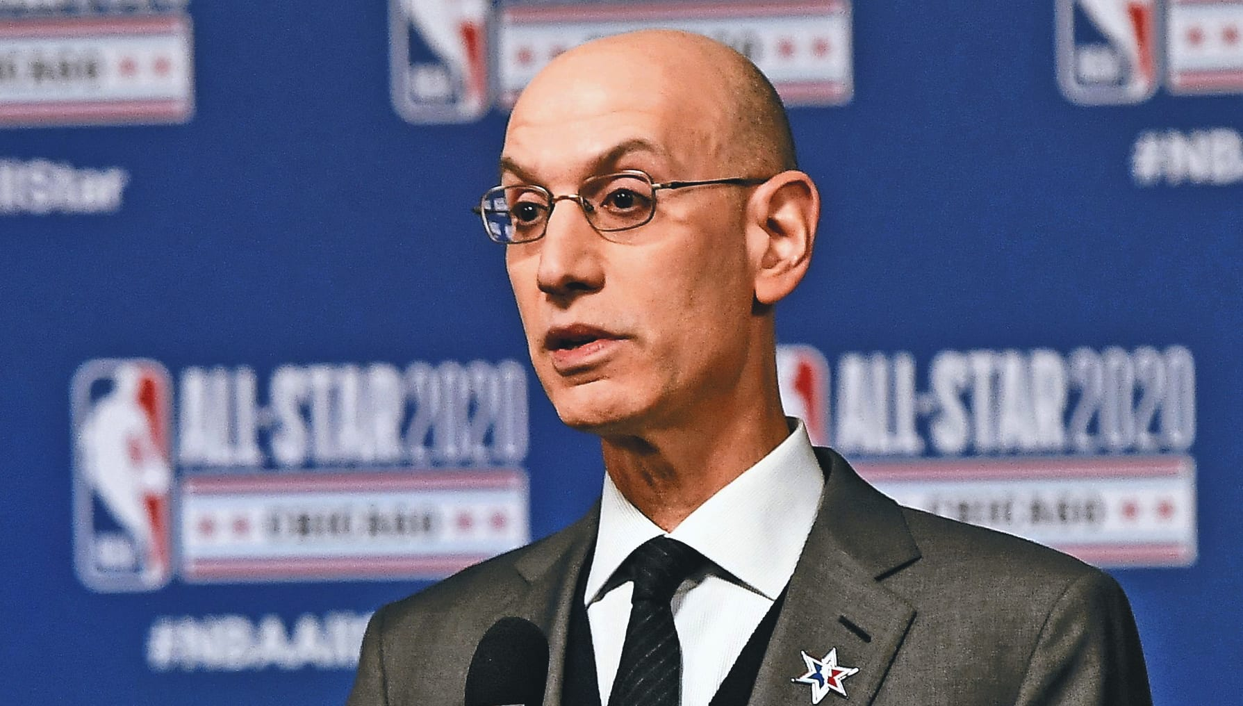 Adam Silver Says NBA Unable to Make Decisions on Season Until At Least May 1