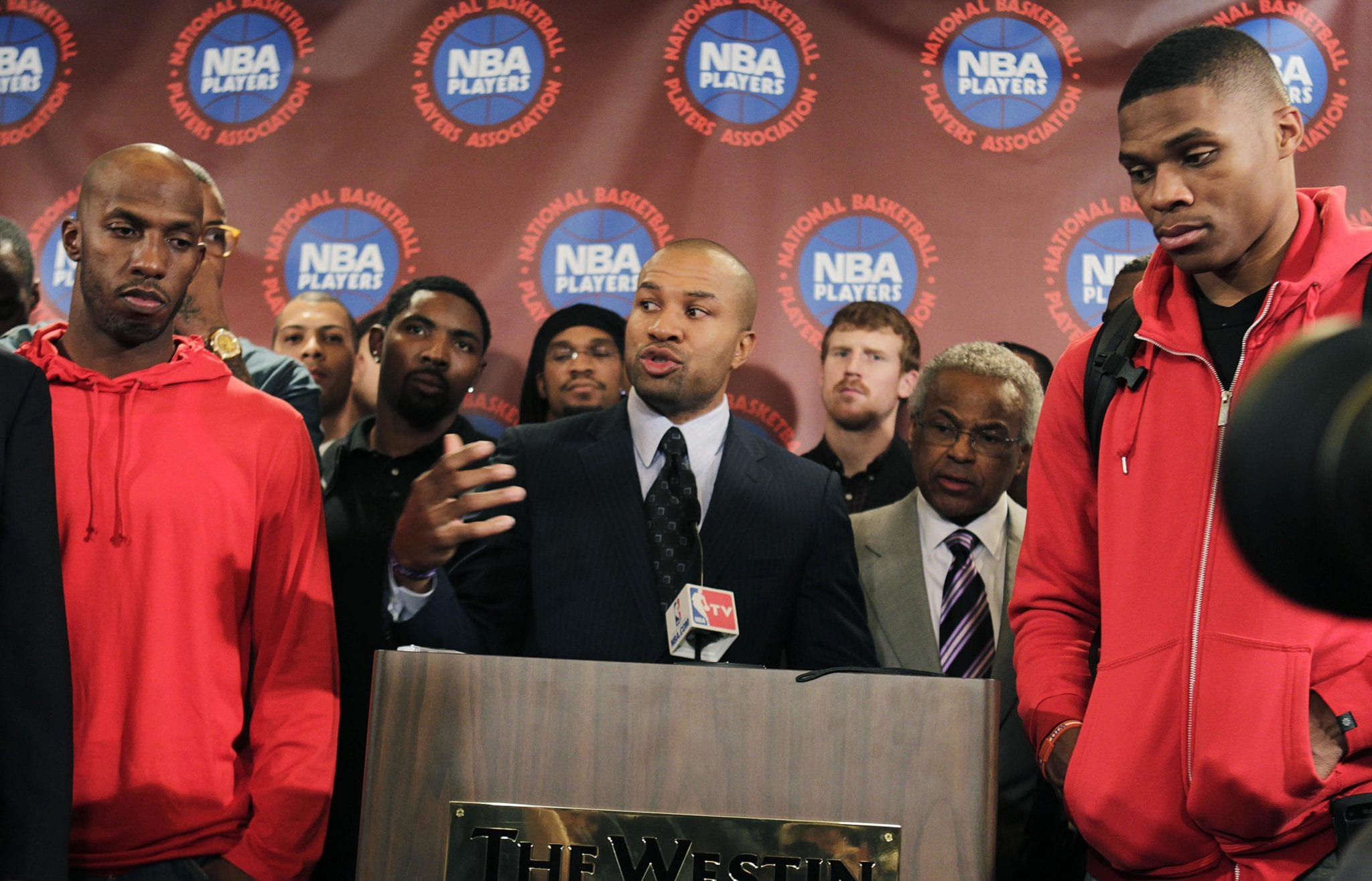 Flashback: Key Moments in the 2011 NBA Lockout