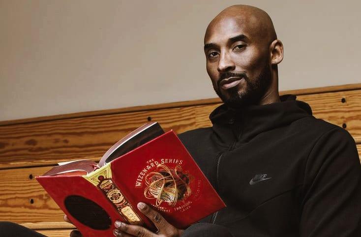 kobe bryant book best seller nba author