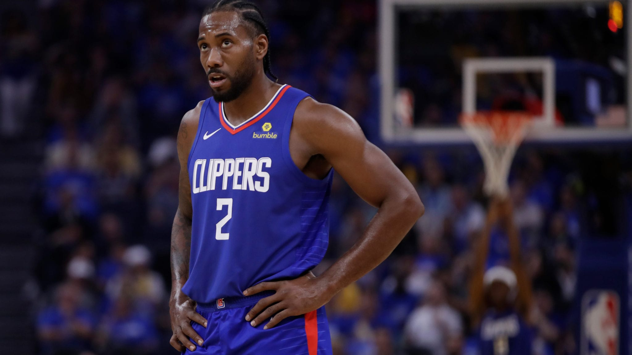 Doc Rivers: Kawhi Leonard Will Be In 'Phenonmenal Shape' After NBA Hiatus