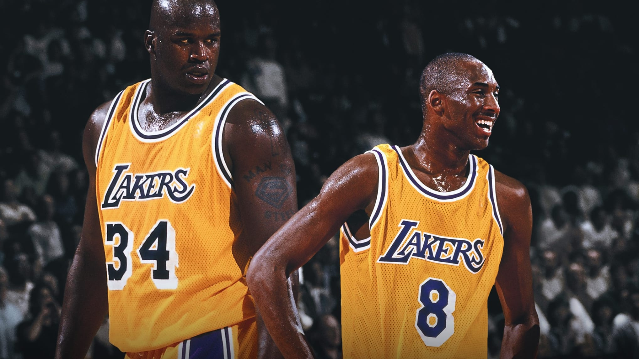 Shaq Offered Lakers Teammate $10,000 To Fight Kobe At Practice