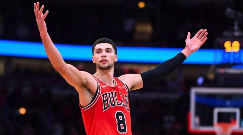 Inaugural HORSE Challenge Sees Zach Lavine Best Paul Pierce
