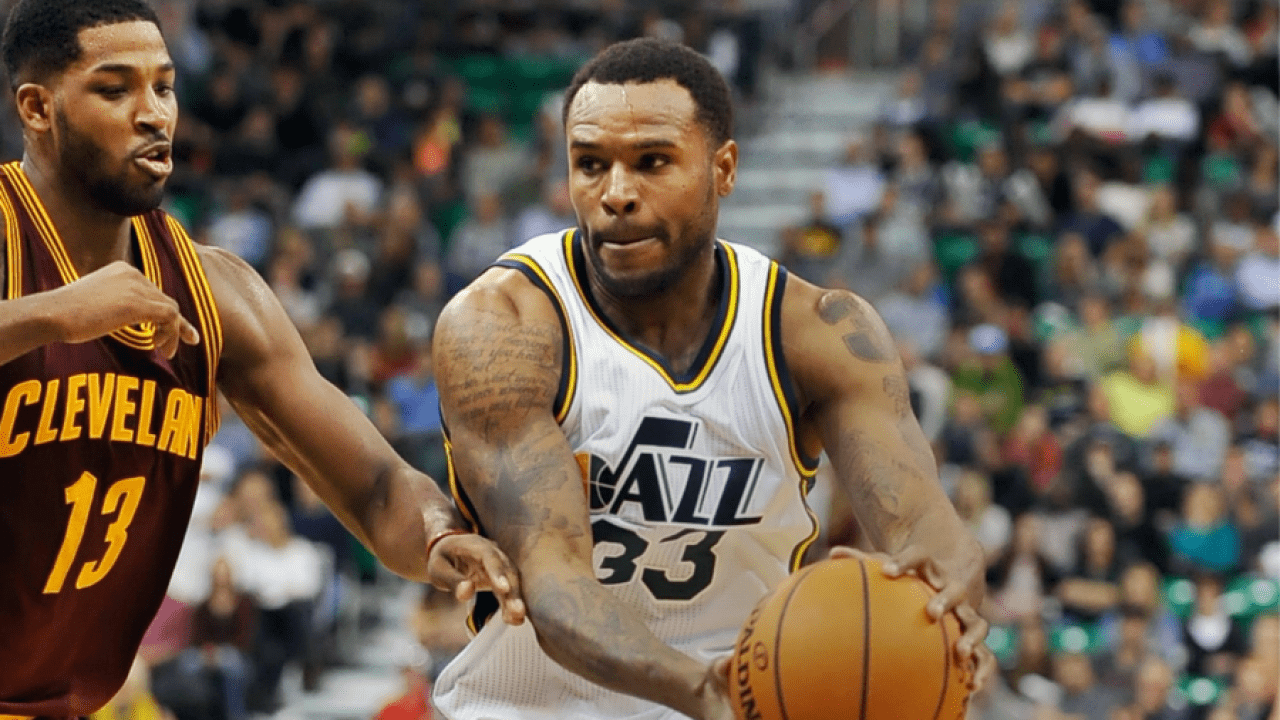 Trevor Booker Calls It Quits After Eight Seasons In The NBA