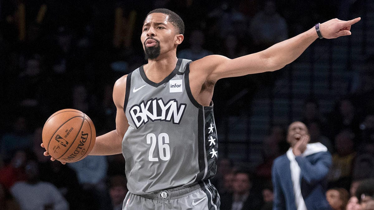 Spencer Dinwiddie To Play For Nigeria In Next Year's Olympics
