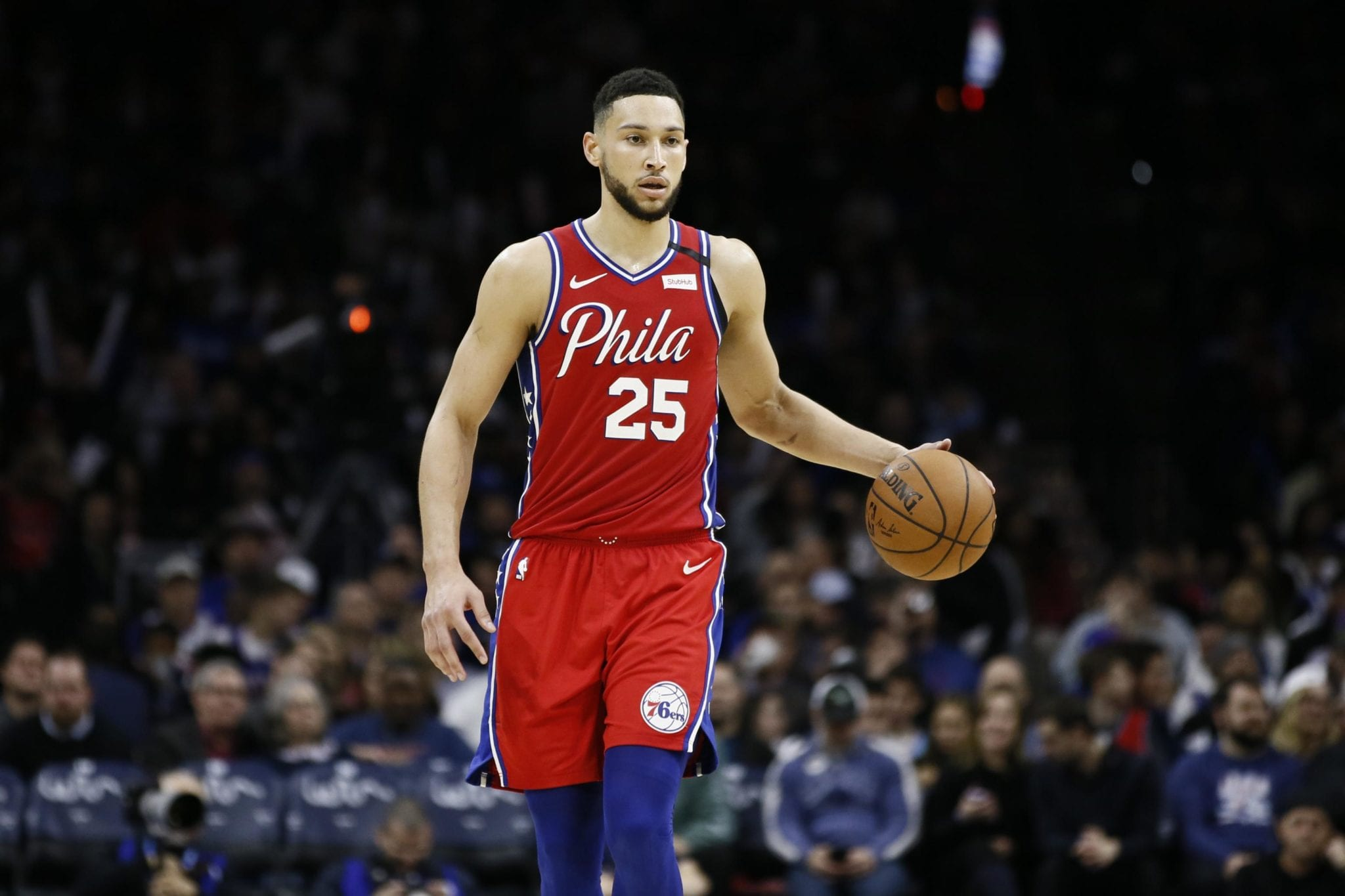 Ben Simmons Says Only Matter Of Time Before He's Hitting Threes