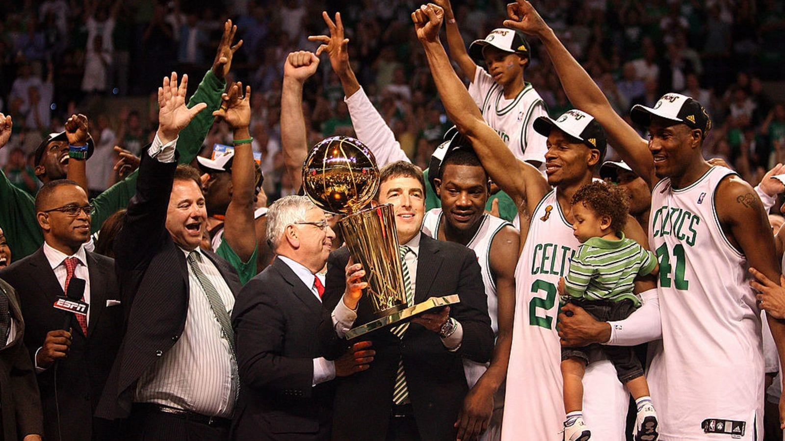 2008 NBA Finals Flashback: Celtics Win Number 17 Against Lakers