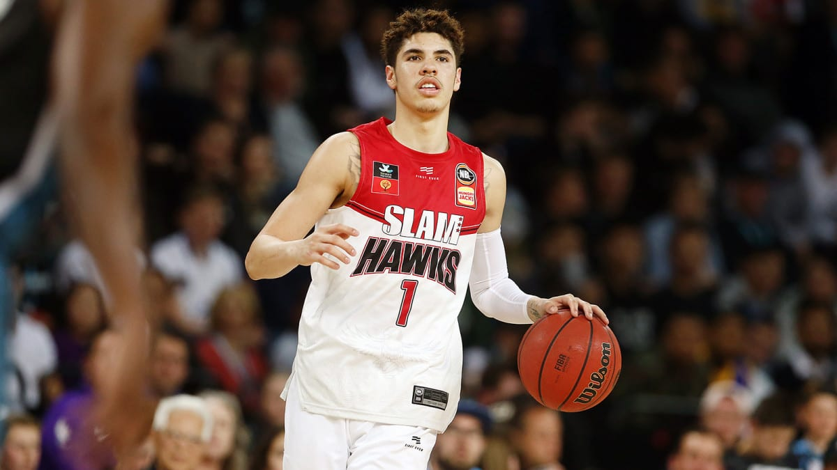 LaMelo Ball Officially Declares for 2020 NBA Draft