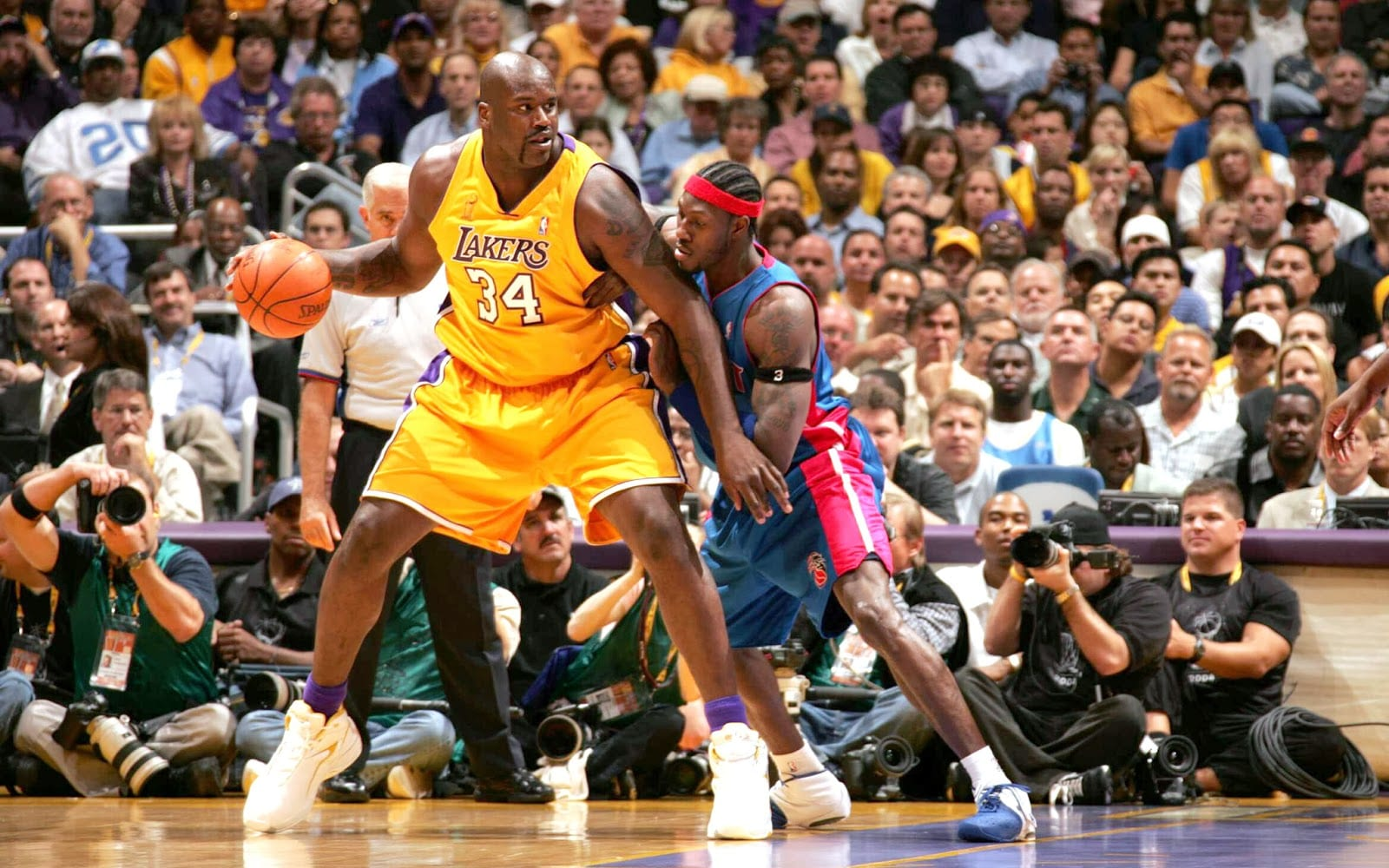 2004 NBA Finals Flashback: LA Lakers vs Detroit Pistons