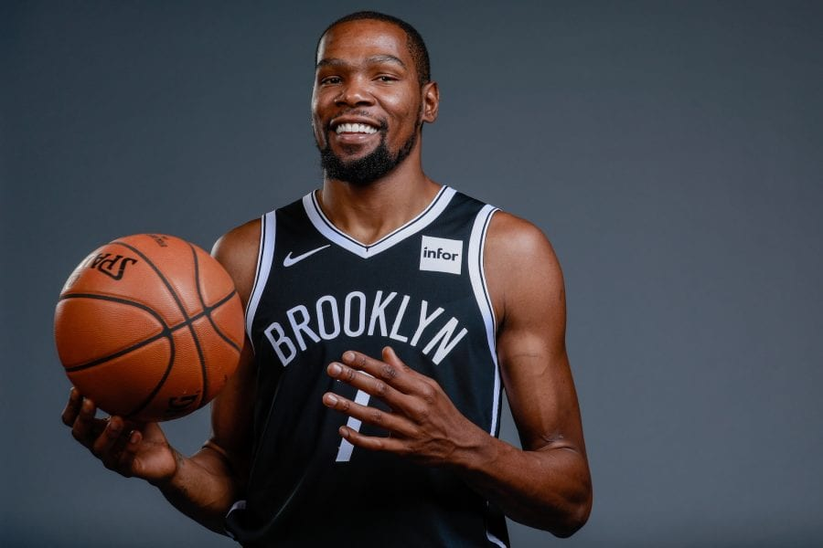 Nets GM Sean Marks Won't Rule Out Kevin Durant Return