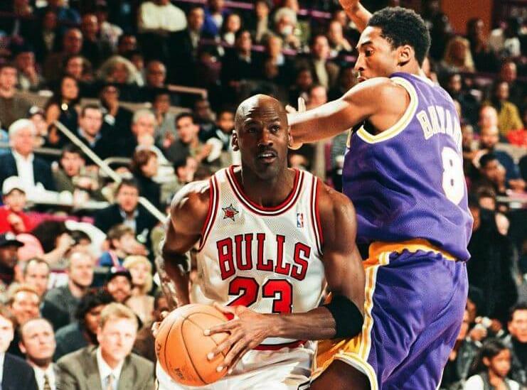 1998 NBA All-Star Game Flashback: Michael Jordan vs 'That Little Laker Boy'