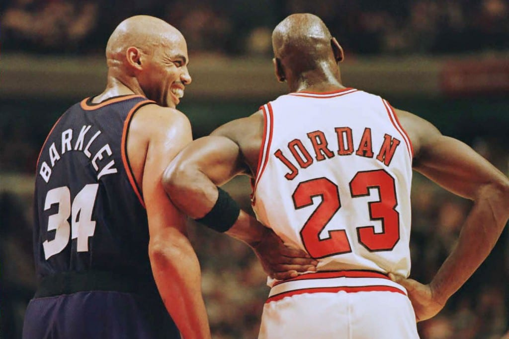 Charles Barkley Sees No End to His Feud with Michael Jordan