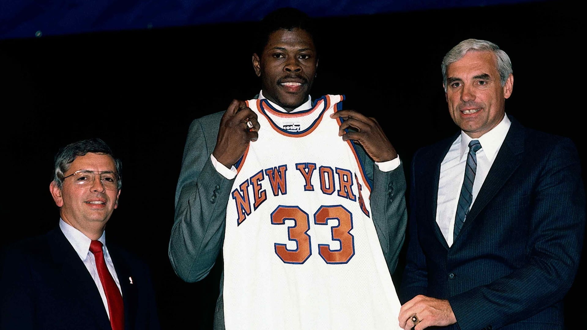 Patrick Ewing's Dream Team Olympic Gold Medal and NCAA Title Ring Stolen