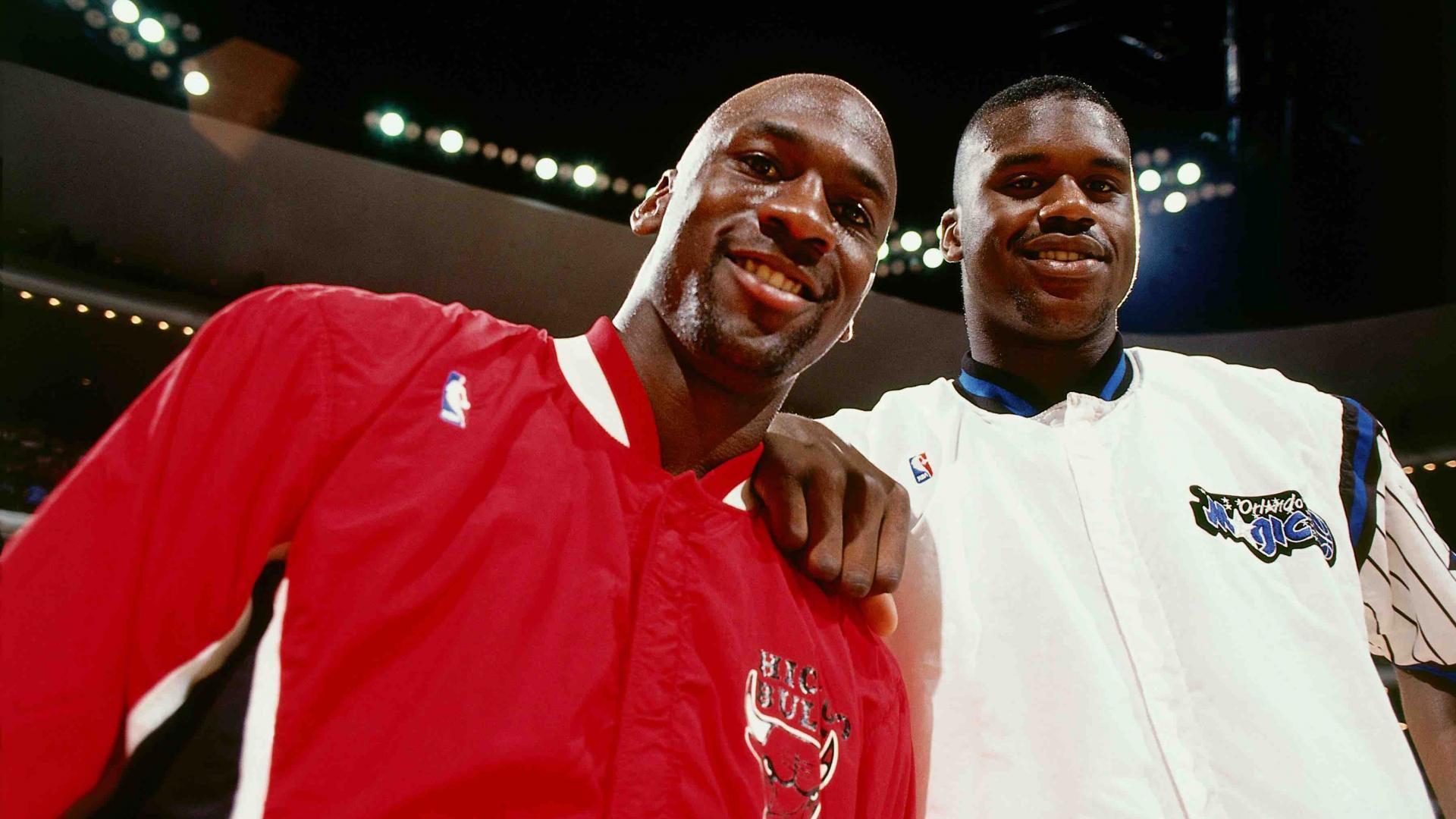 Shaq Says Michael Jordan Would Average 45 Points Today