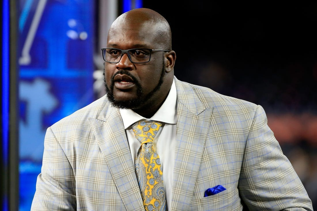 Shaq Says The Clippers Should Move On From Paul George