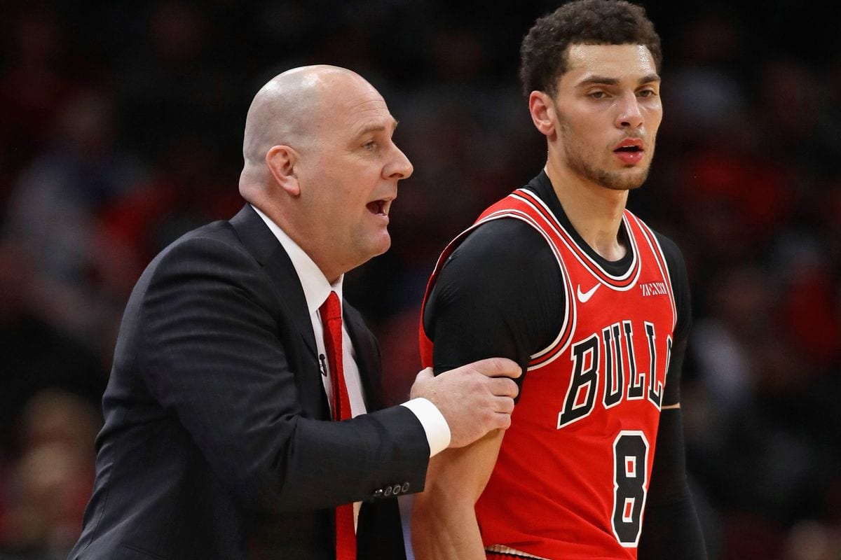 Bulls Head Coach Jim Boylen Could Be On His Way Out