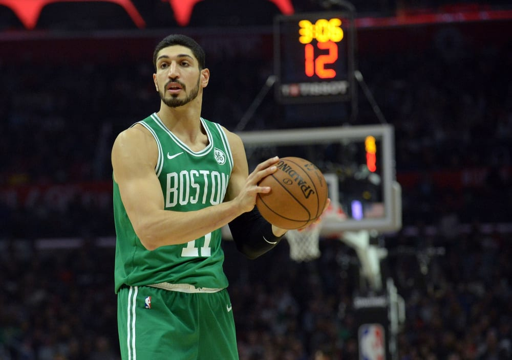 Enes Kanter Has Been Offered A WWE Contract