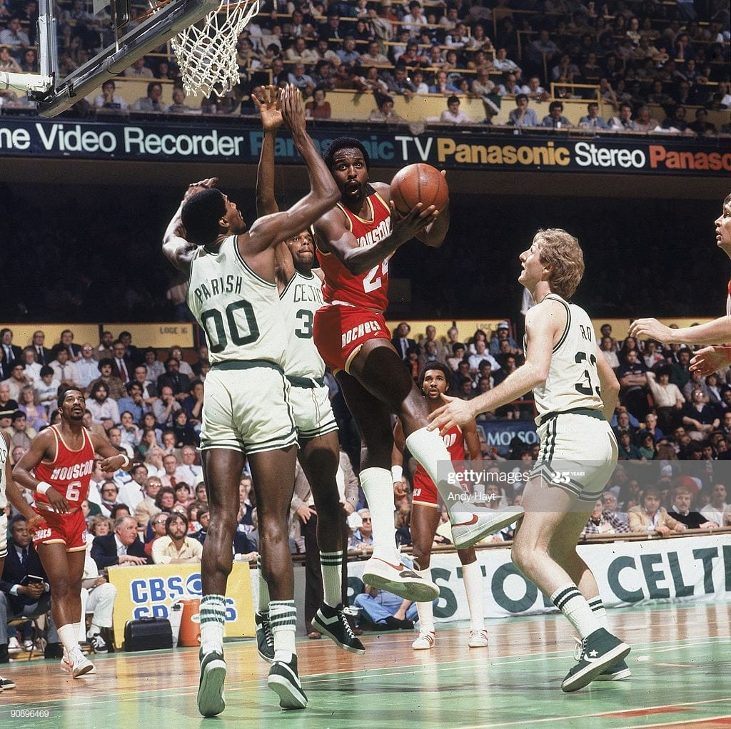 1981 NBA Finals Flashback: Boston Celtics vs Houston Rockets