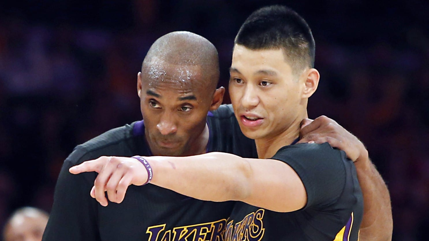 Jeremy Lin Recalls The Time Kobe Called Some Of His Teammates Bums