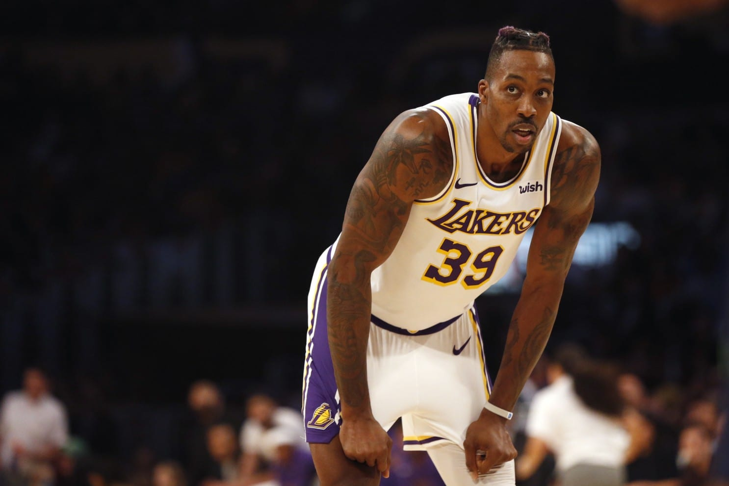 Dwight Howard Mourning Sudden Death of Son's Mother