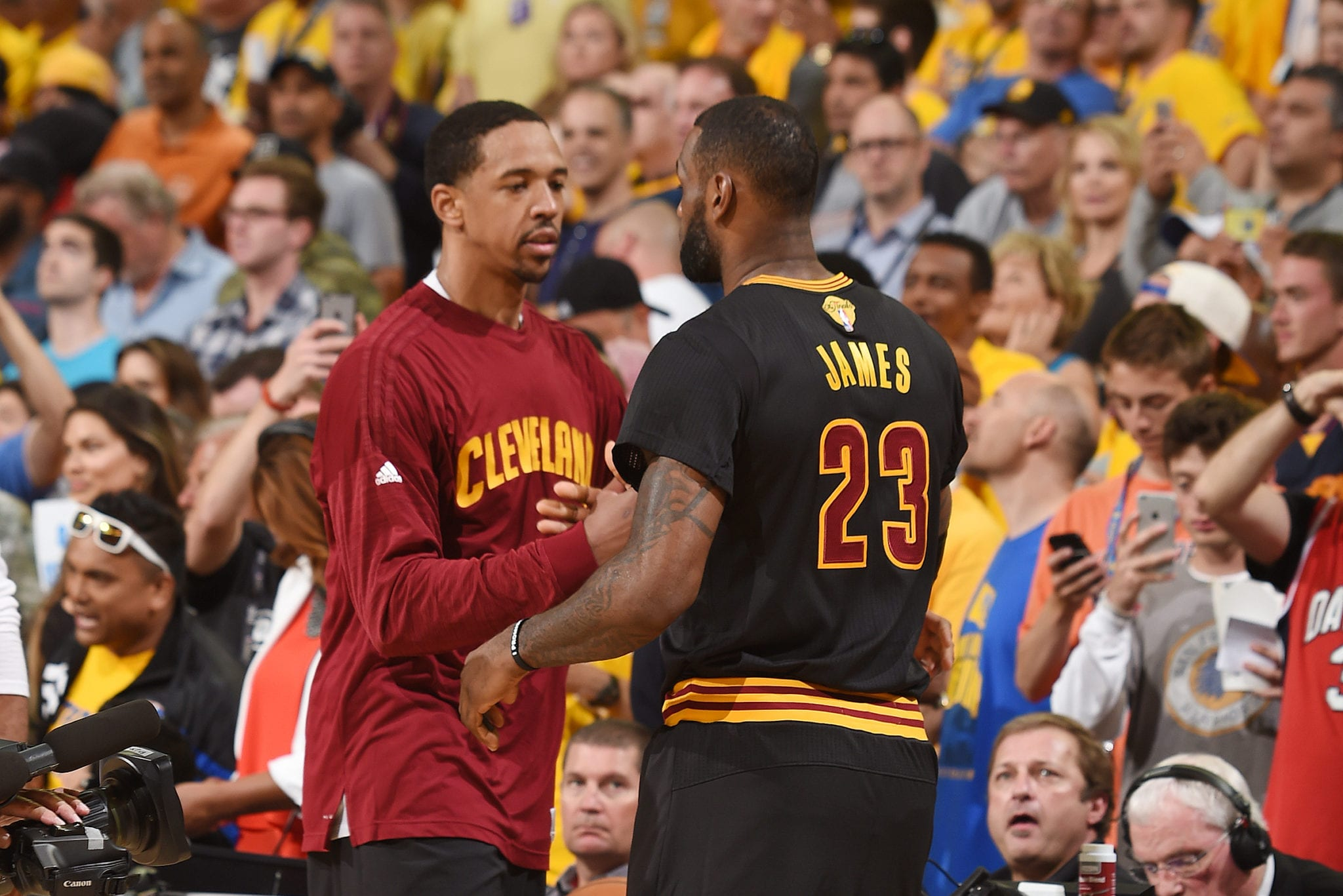 Channing Frye Says LeBron Is Better Than Jordan