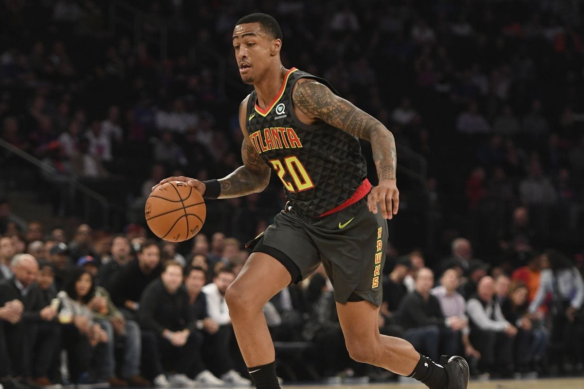John Collins Seeking Max Deal During Hiatus Uncertainty