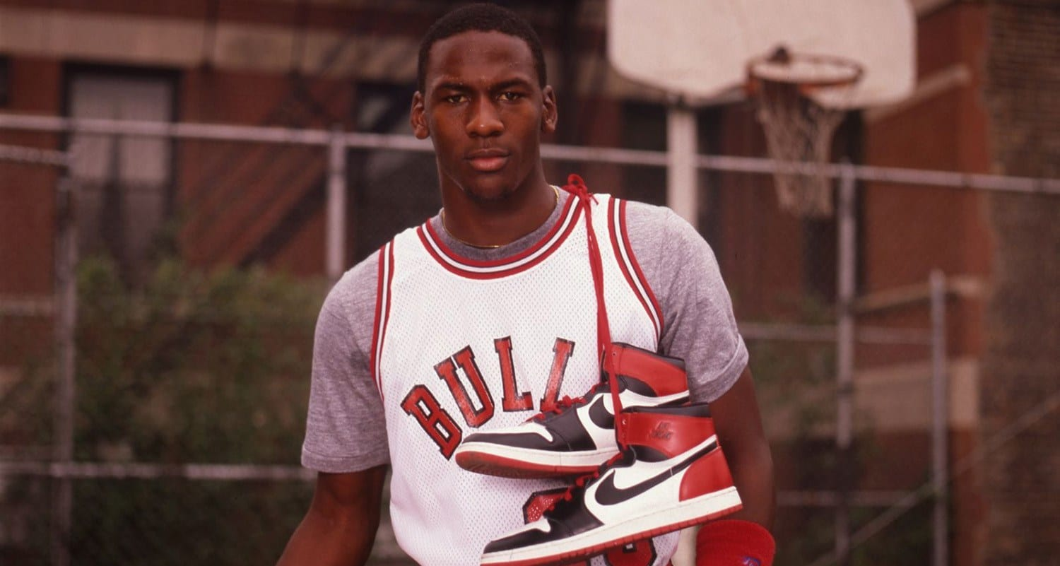 Michael Jordan's Game-worn Jordan 1s Sell for Record $560,000