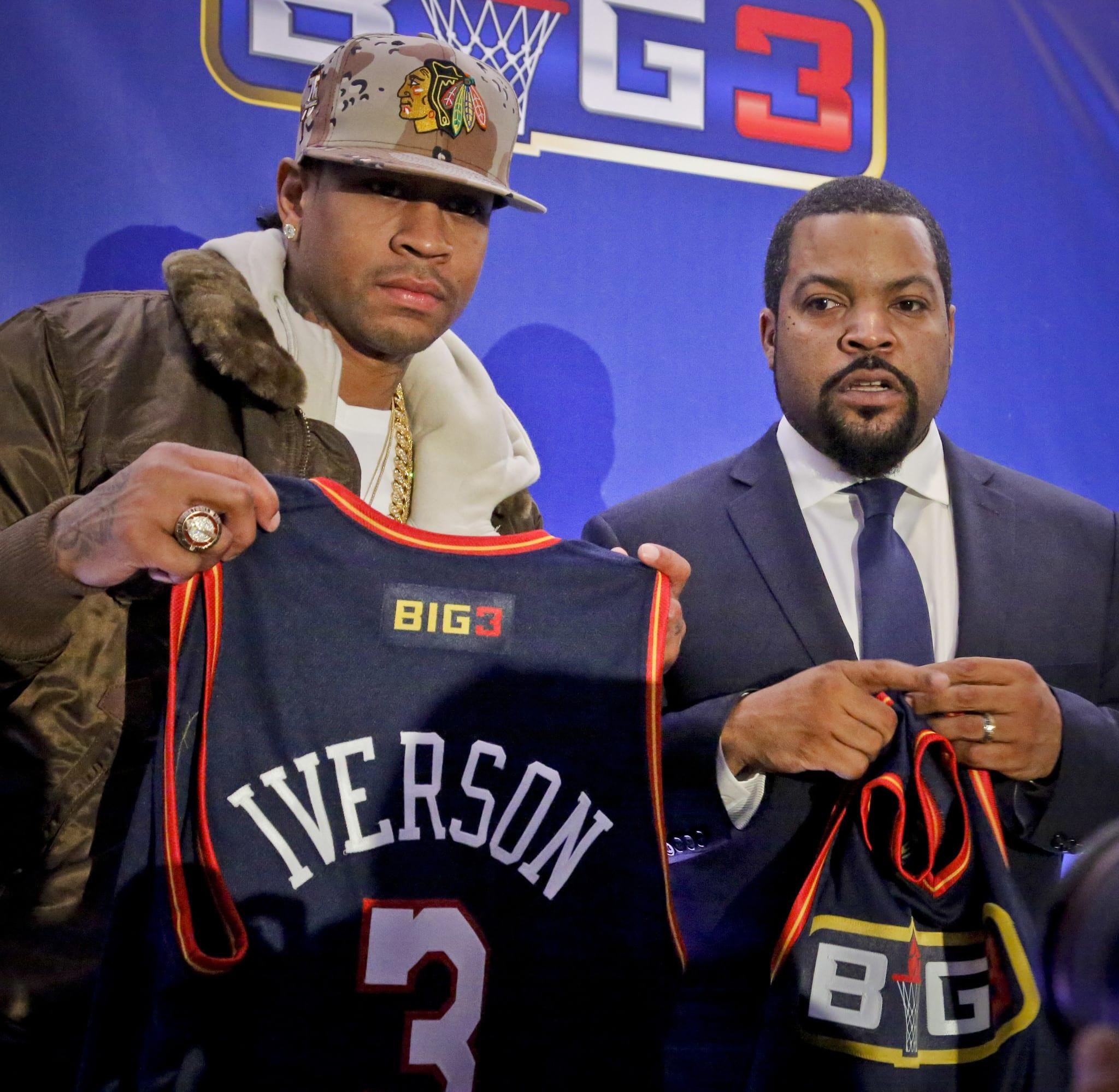 Ice Cube Calls Off BIG3's 2020 Season