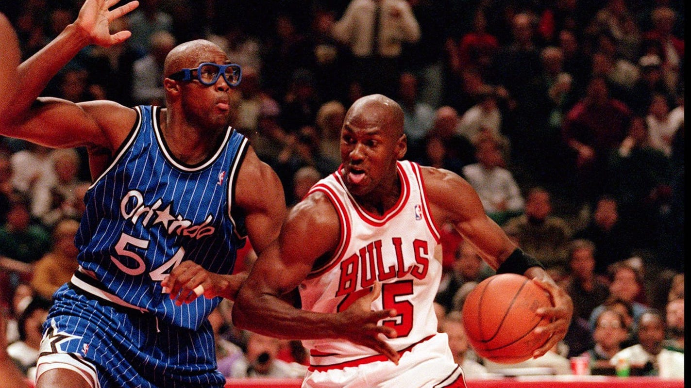 Horace Grant Calls Out Michael Jordan, Says He Lied in 'The Last Dance'