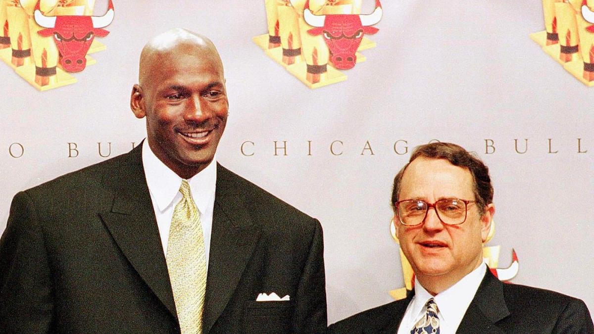 Jerry Reinsdorf Calls BS On Michael Jordan's 1998-99 Bulls Title Chances
