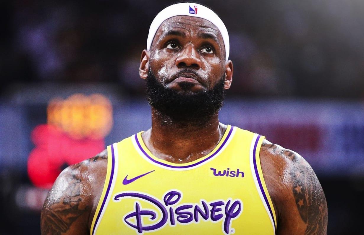 The NBA's Plan to Resume the Season at Disney World