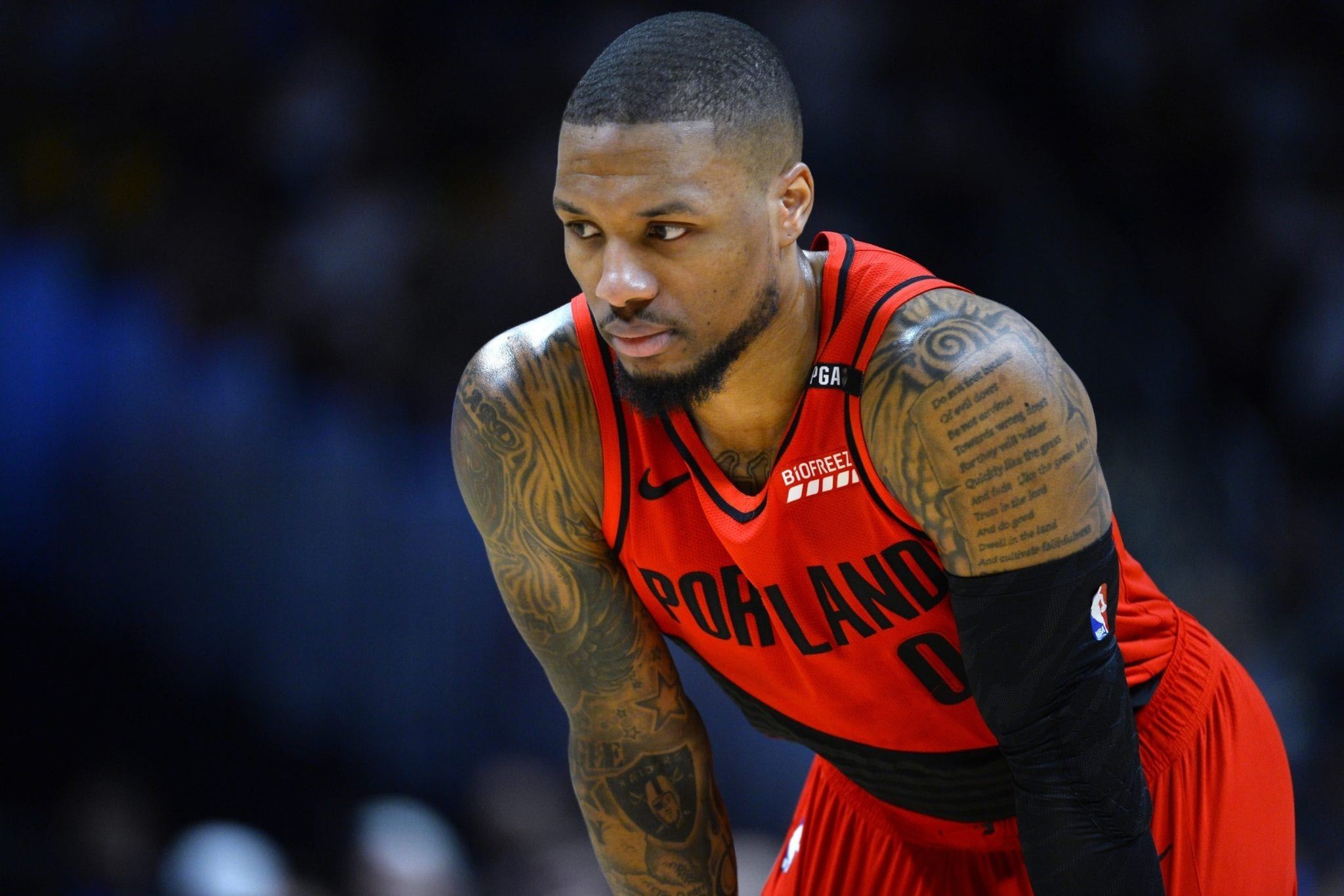 Damian Lillard Voices Support for Play-in Tournament Proposal