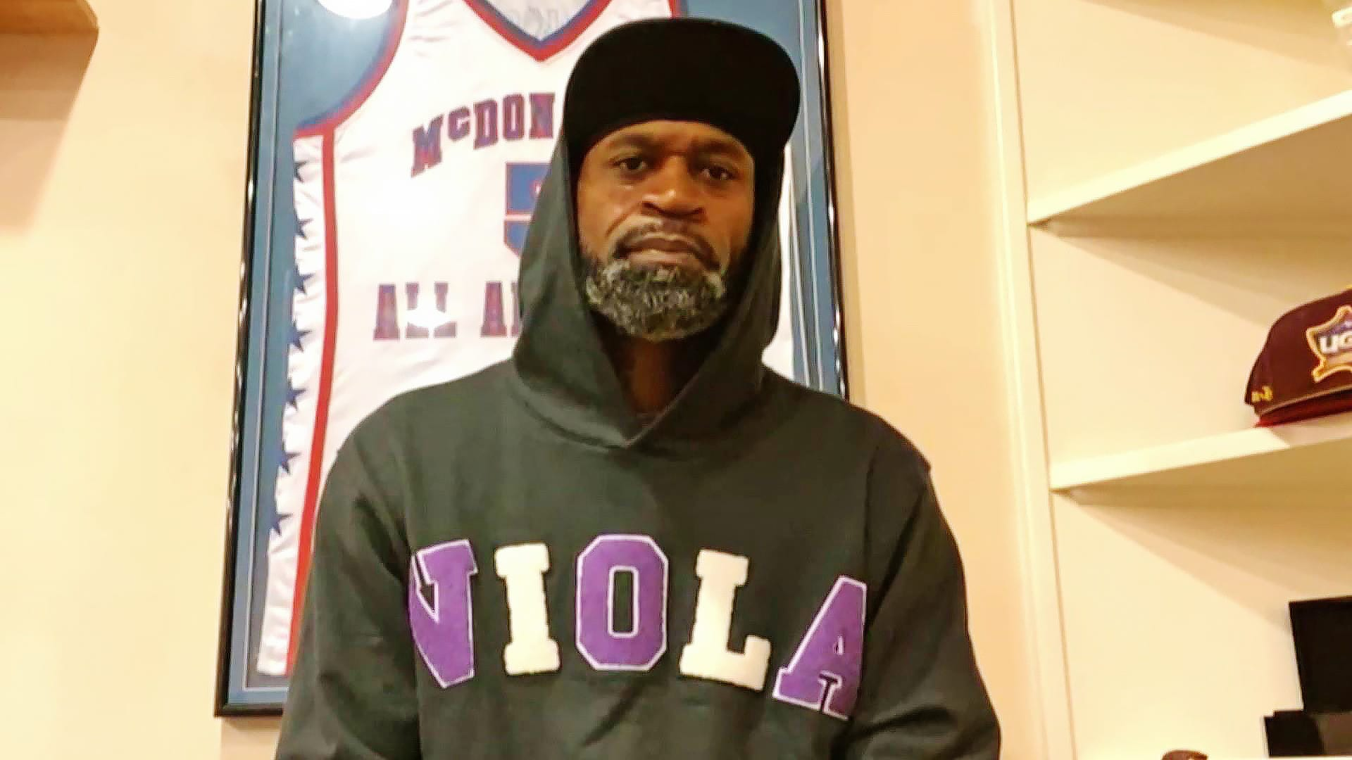 """Stephen Jackson Committed To Seeing Justice for """"Twin"""" George Floyd"""