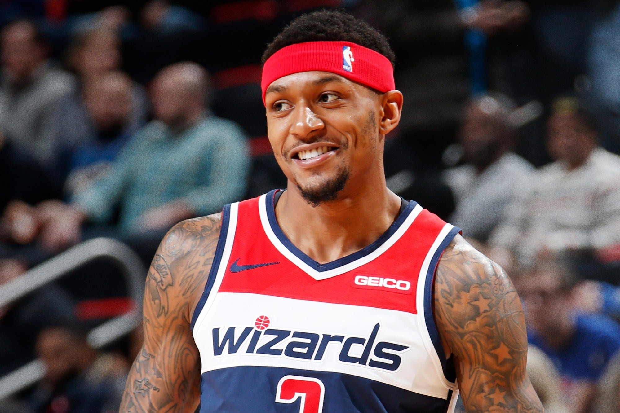 Bradley Beal Flattered by Nets Interest, Says He's Happy in Washington