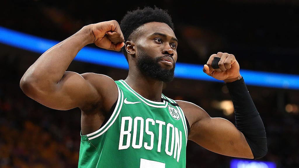 Jaylen Brown Organizes Peaceful Protest Following George Floyd's Death