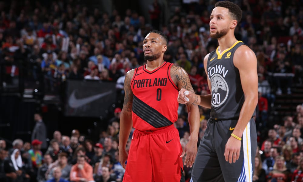 damian lillard steph curry