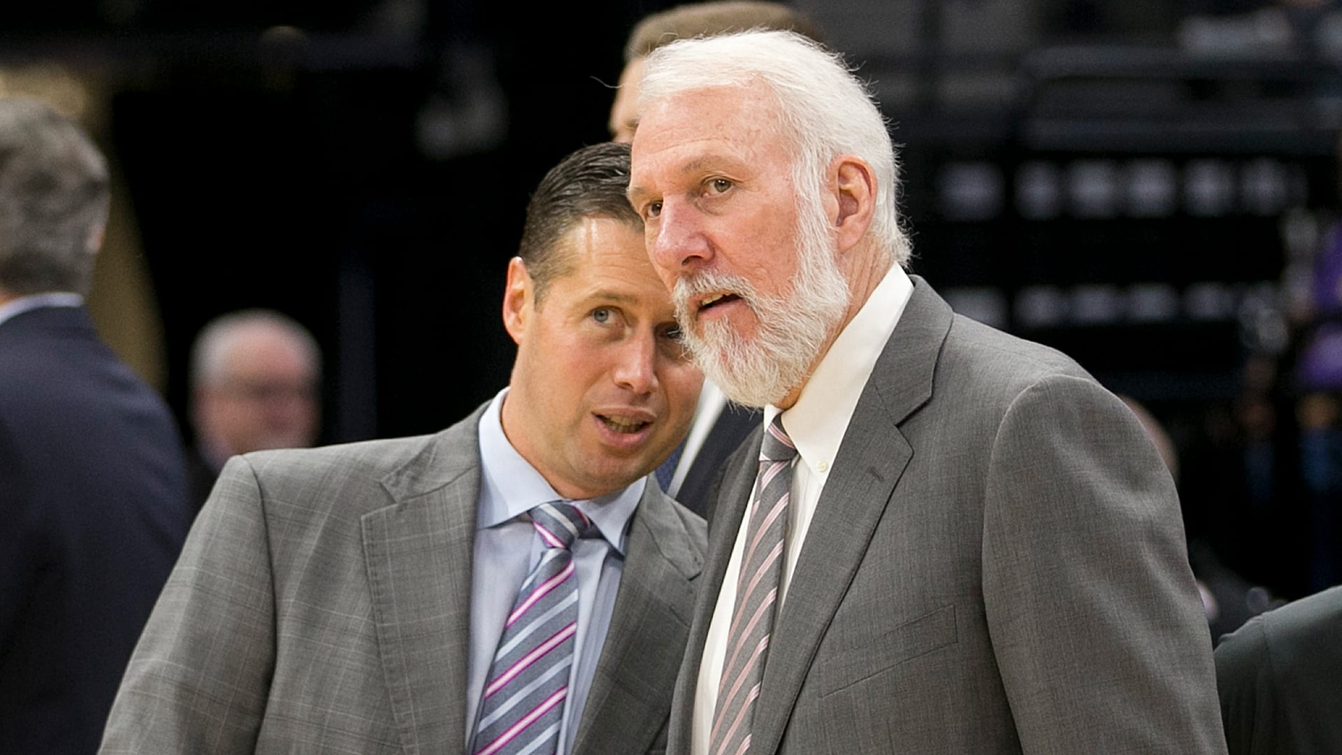 Spurs Coach Gregg Popovich Says Its Up To White People To Call Out Racism 'No Matter What The Consequences'