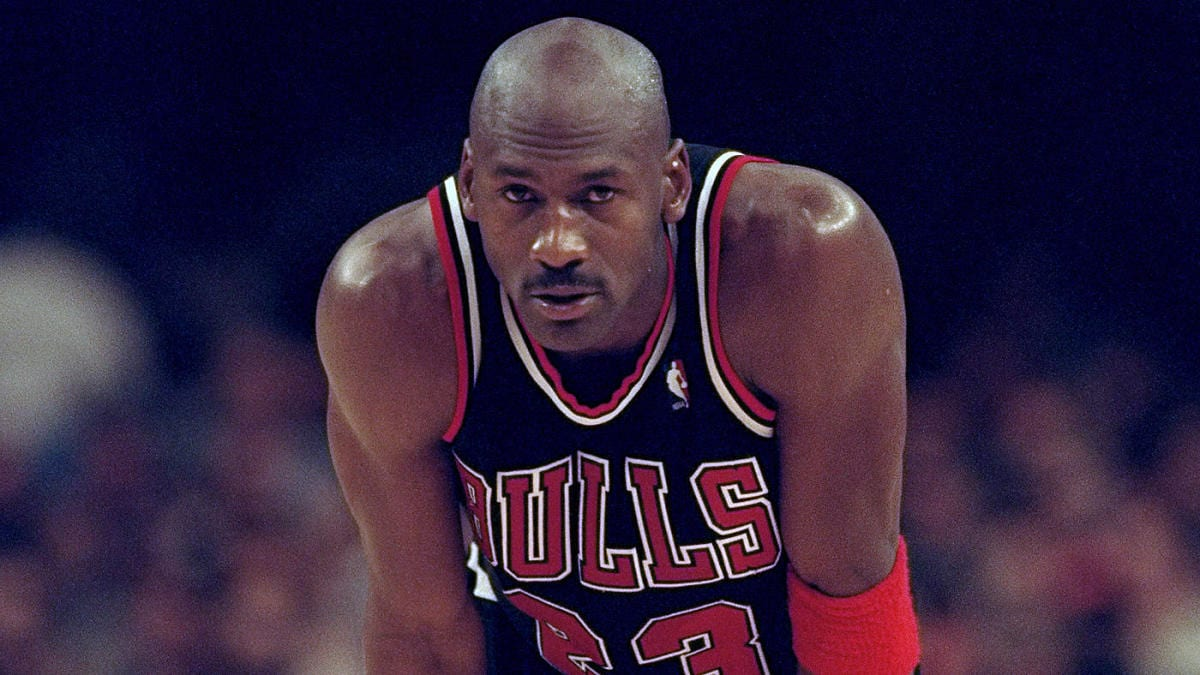 Michael Jordan Finds His Voice With $100 Million Pledge