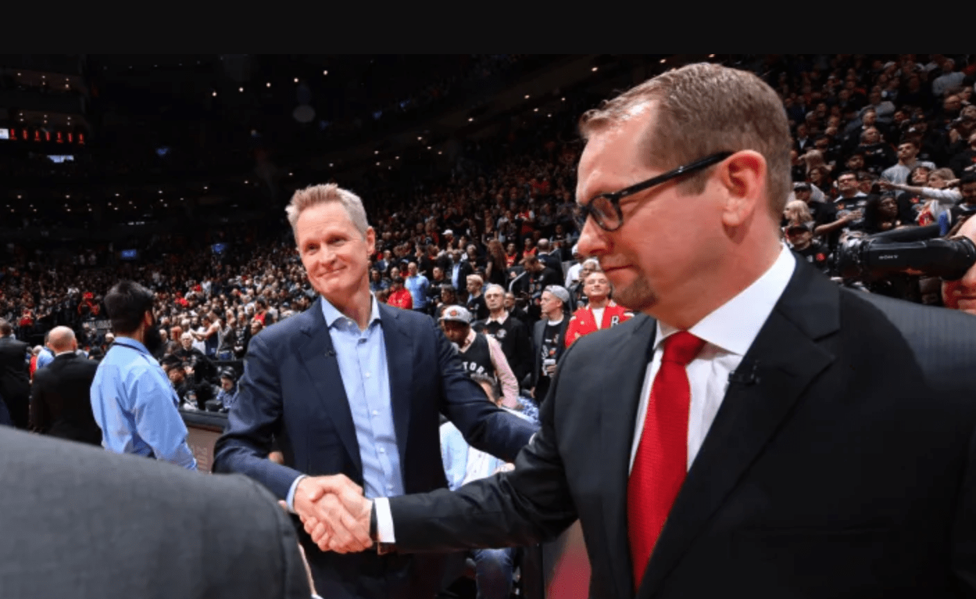 Steve Kerr and Nick Nurse Unsure of Availability to Coach at Olympics