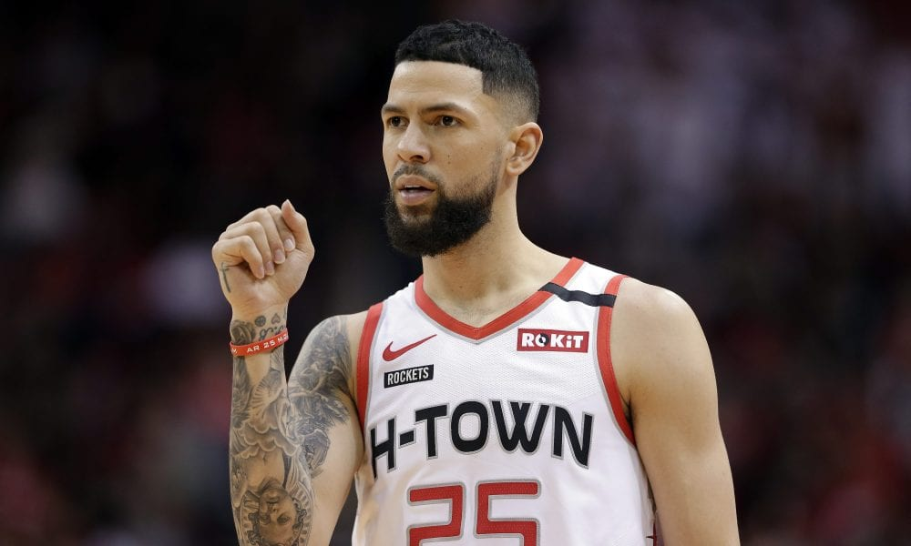 Austin Rivers Says Players Can Help Black Live Matter Cause By Playing