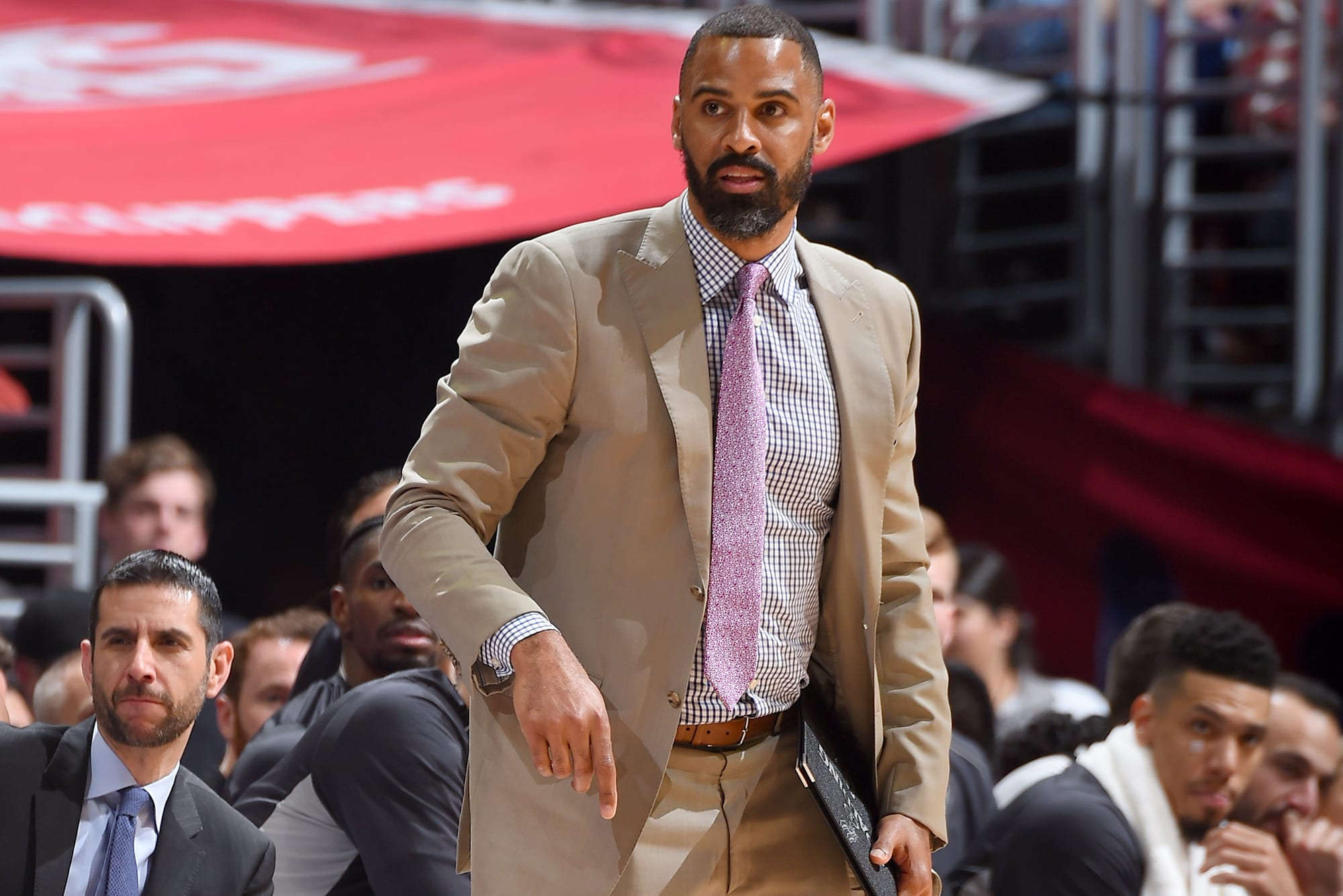 Knicks to Interview 76ers Assistant Ime Udoka for Head Coaching Job