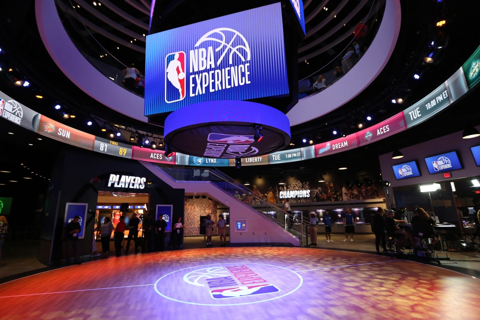 NBA Experience at Disney