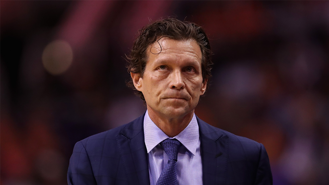 Quin Snyder: Reaction to Donovan Mitchell's Calls for Justice Is Proof More Work Needed