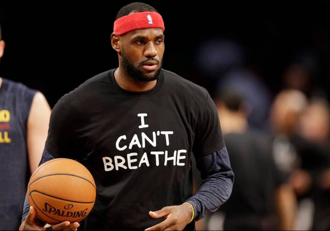 LeBron James Says NFL Still Hasn't Truly Apologized To Kaepernick