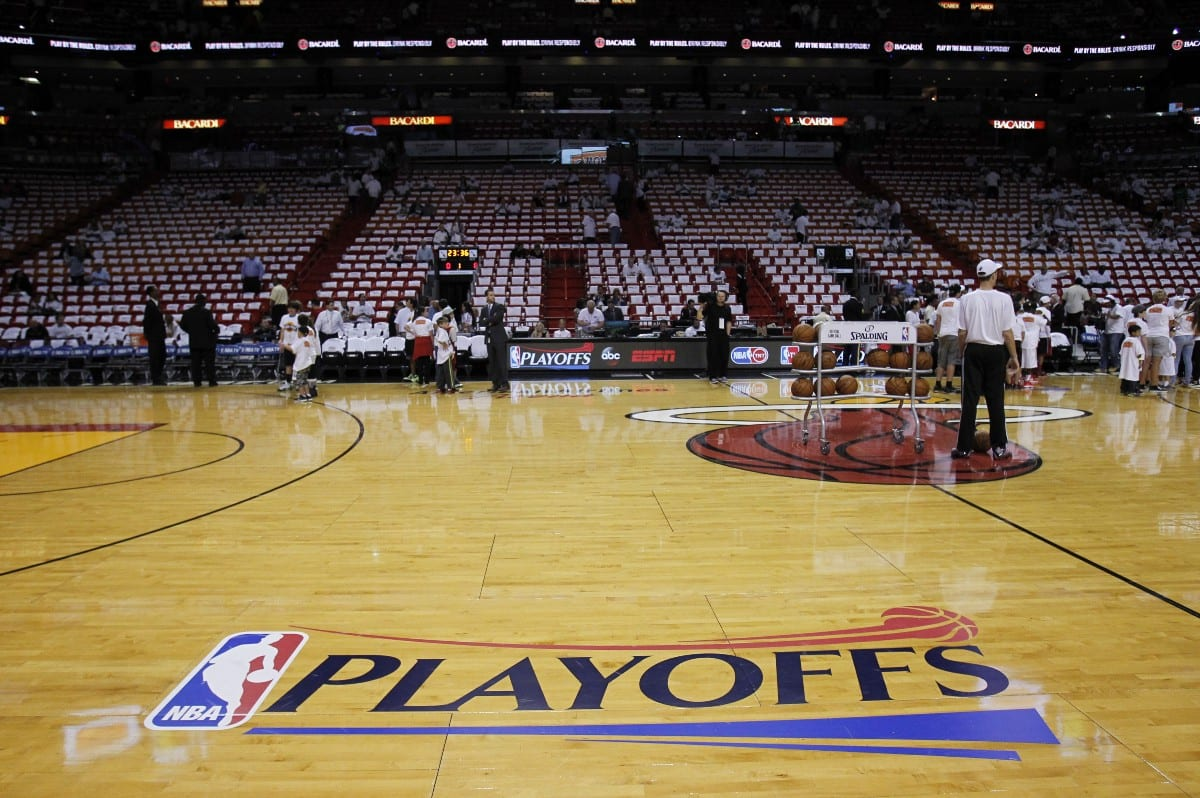 NBA Will Add 'Black Lives Matter' To Courts In Orlando
