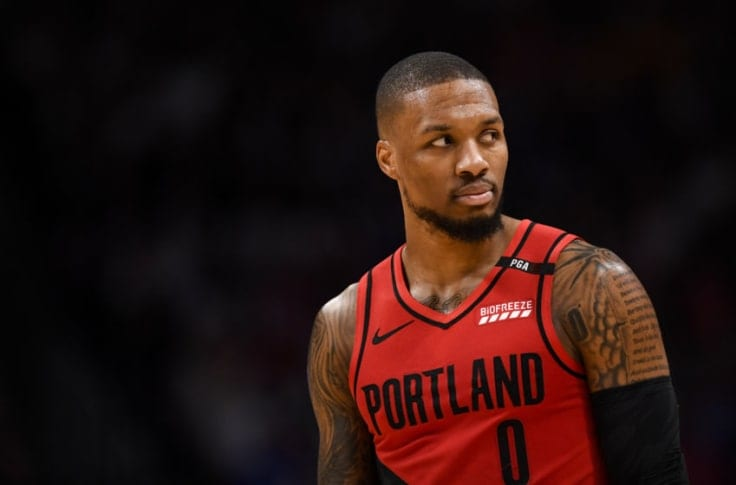 Damian Lillard Doubts His NBA Peers Will Follow Strict 'Bubble' Rules