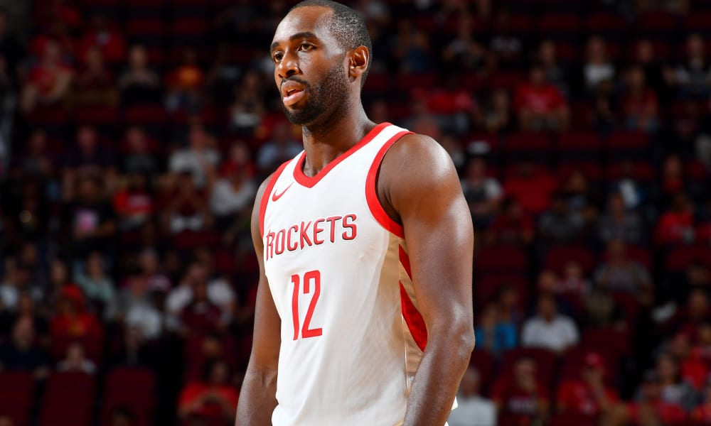 Luc Mbah a Moute Replaces Thabo Sefolosha for Rockets