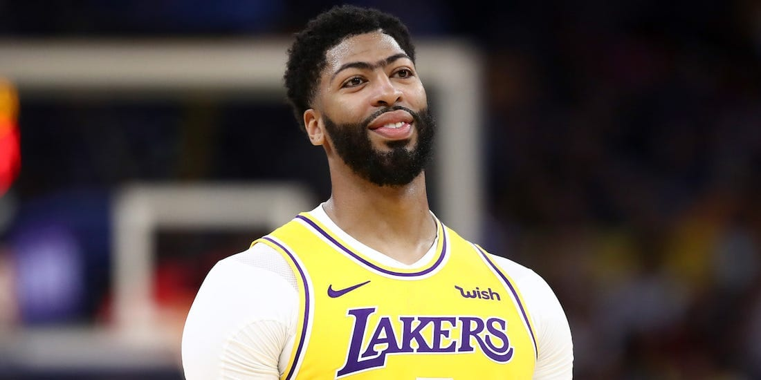 Anthony Davis Says Lakers' Title Hopes Increased After Rest