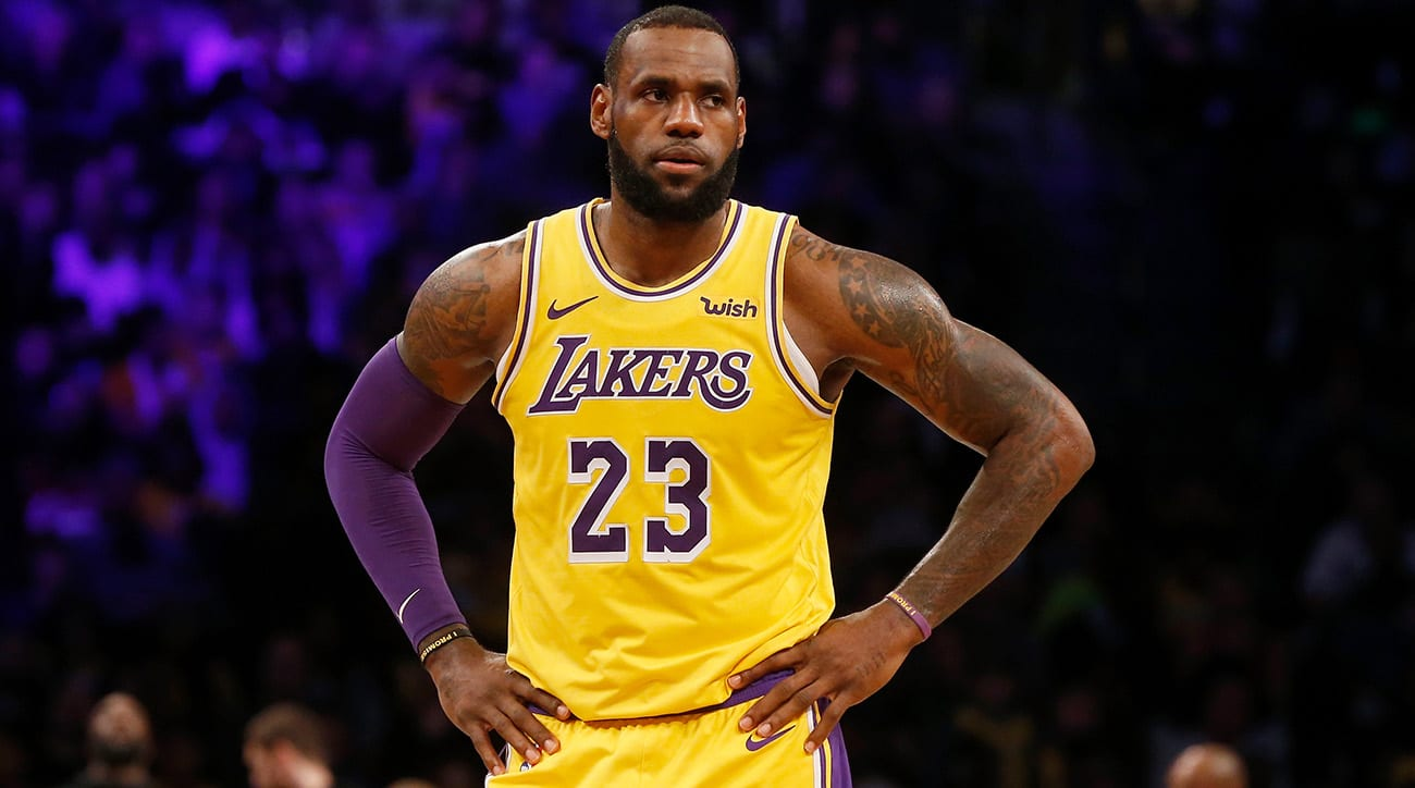 LeBron James Weighs In On Donald Trump's Tweet About Bubba Wallace