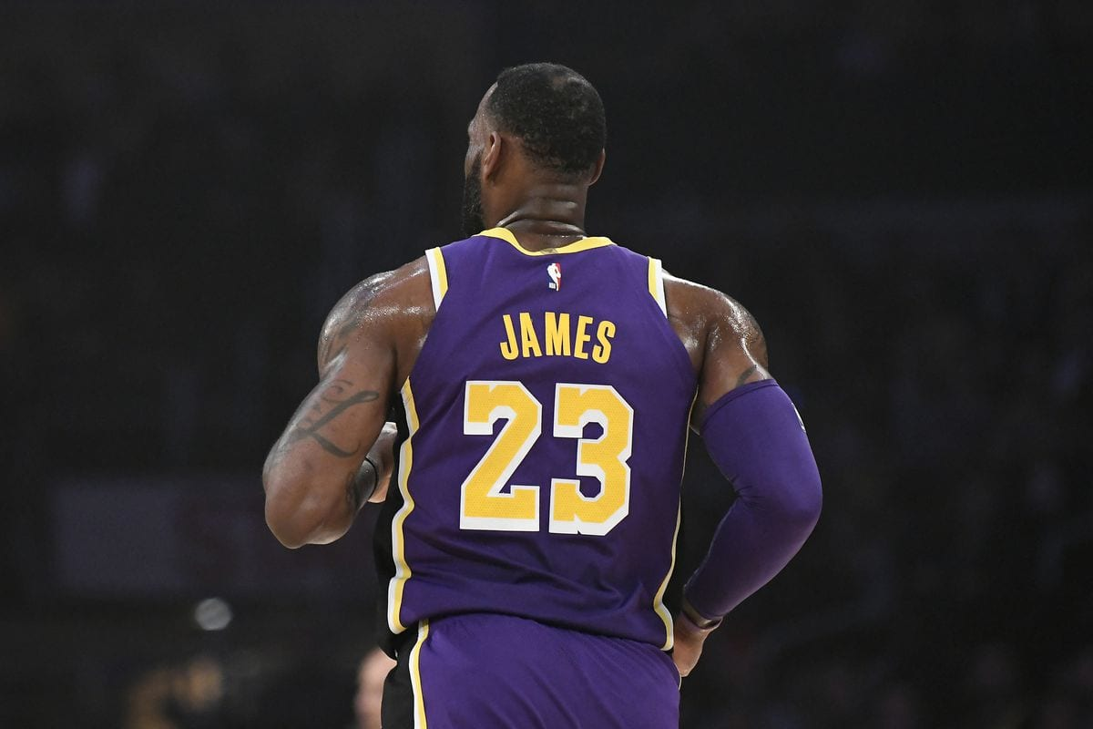 Why LeBron James Won't Wear a Social Justice Message On His Jersey