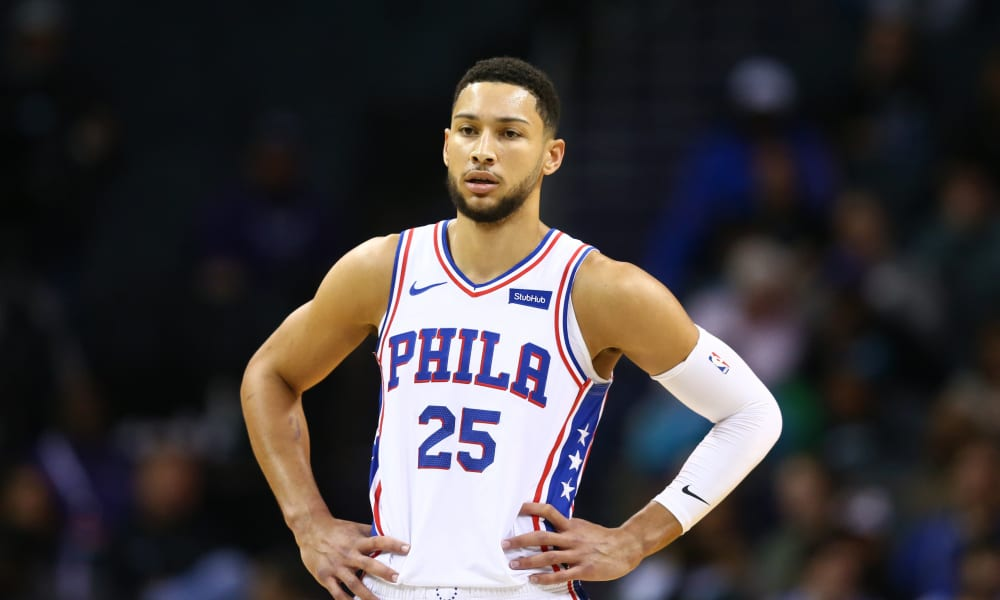 Ben Simmons' Season Likely Over After Surgery